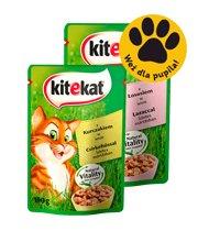Karma dla kotów Kitekat