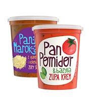 Zupa Pan Pomidor & Co
