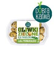 Oliwki zielone w ziołach Dobra Karma