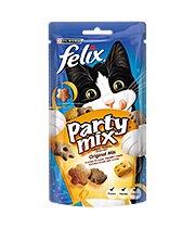 Przekąska dla kota Party Mix Felix