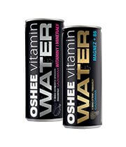 Napój Oshee Vitamin Sparkling Water