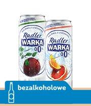 Piwo Warka Radler 0,0%