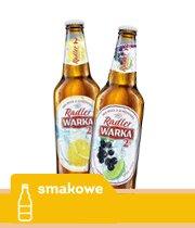 Piwo Warka Radler 2%
