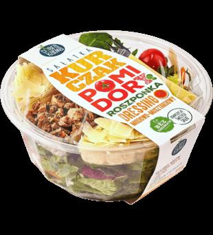 Lunchbox kurczak ser Dobra Karma