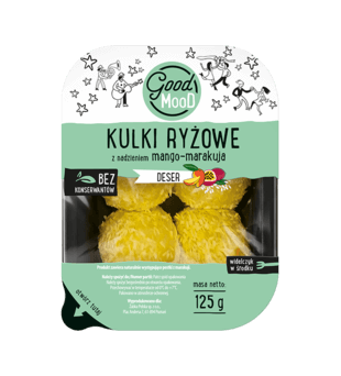 Kulki ryżowe Good MooD