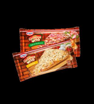 Pizza trójkąt Guseppe One