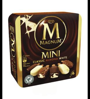 Lody mini Magnum Multipack