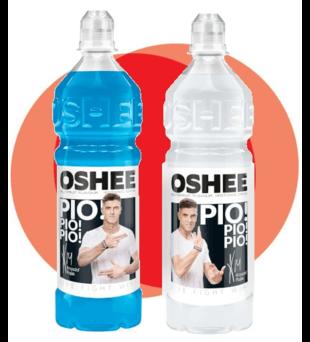 Napój izotoniczny Oshee
