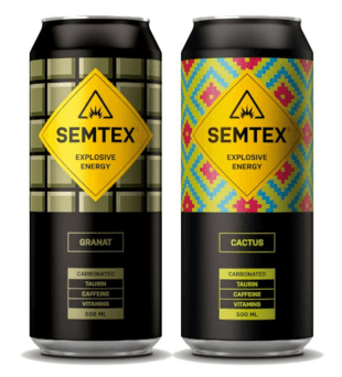 Napój energetyczny Semtex