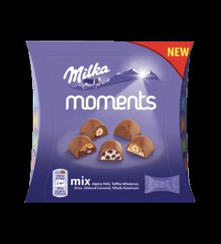 Pralinki Milka Moments