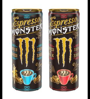 Napój Espresso Monster