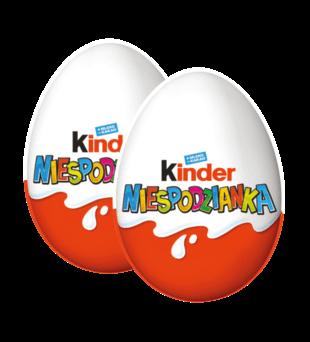 Jajko Kinder Niespodzianka