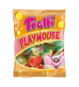 Żelki myszy Playmouse Trolli
