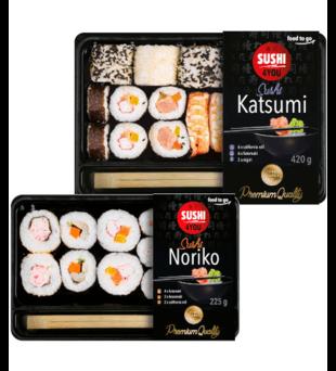 Sushi Noriko, Katsumi