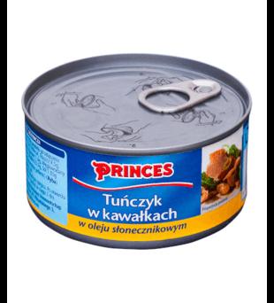 Tuńczyk w kawałkach Princes