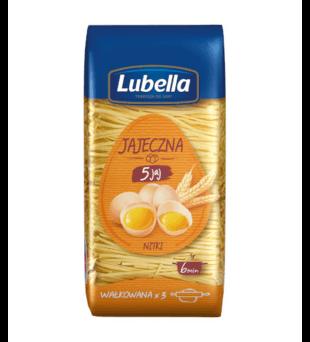 Makaron 5 jaj Lubella