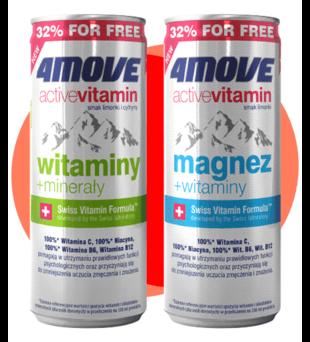 Napój 4Move Vitamin