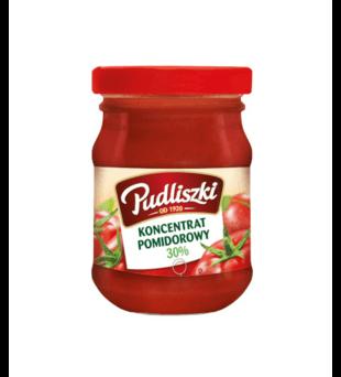 Koncentrat pomidorowy 30% Pudliszki