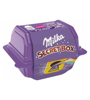 Czekolada Milka Secret Box