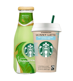 Napój kawowy Starbucks