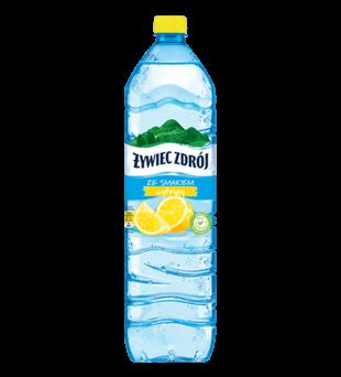Woda Żywiec Zdrój z Nutą