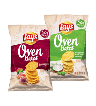Chipsy Lay's Oven Baked