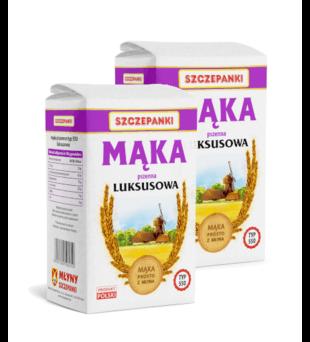 Mąka pszenna Szczepanki