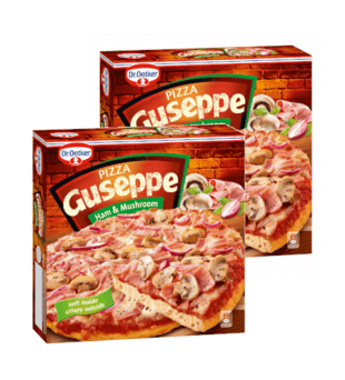 Pizza Guseppe Dr. Oetker