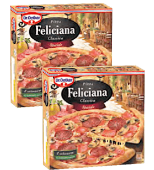 Pizza Feliciana Dr. Oetker