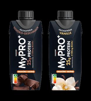 Napój mleczny proteinowy UHT MyPro+