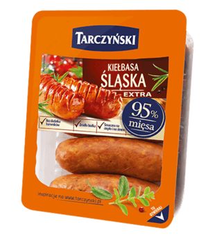 Kiełbasa Śląska Extra Tarczyński