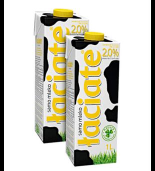 Mleko Łaciate UHT 2%