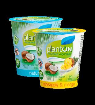 Kokosowa alternatywa dla jogurtu PlantOn