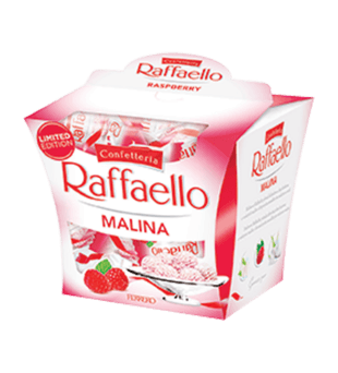 Bombonierka Raffaello Ferrero