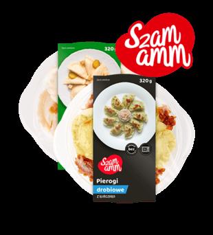Pierogi Szamamm
