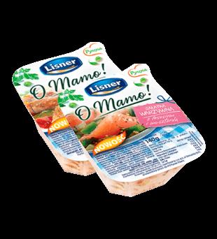 Sałatka O Mamo! Lisner