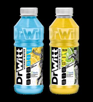 Napój Dr Witt Vitamin Water