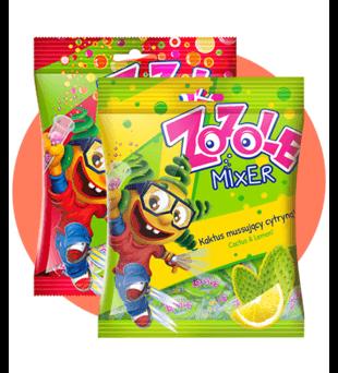 Cukierki Zozole