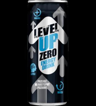 Napój energetyczny LevelUp