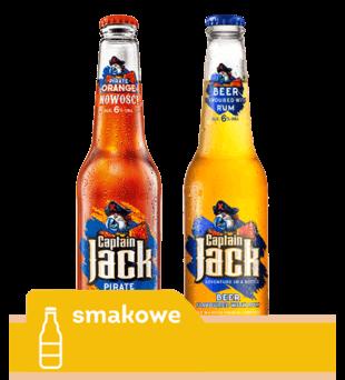 Piwo Captain Jack