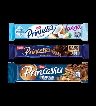 Wafel Princessa Nestlé