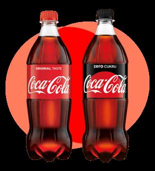 Napój Coca-Cola