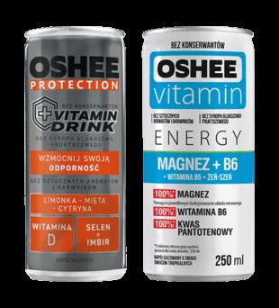 Napój Oshee Vitamin