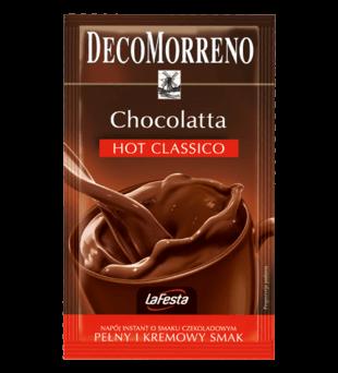 Napój czekoladowy Chocolatta DecoMorreno