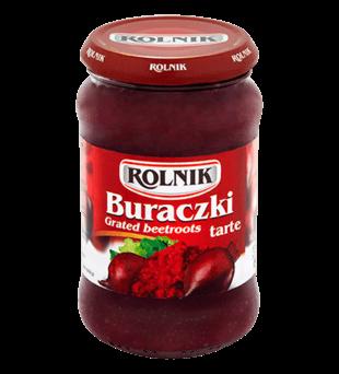Buraczki tarte Rolnik