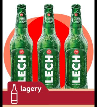 Piwo Lech Premium