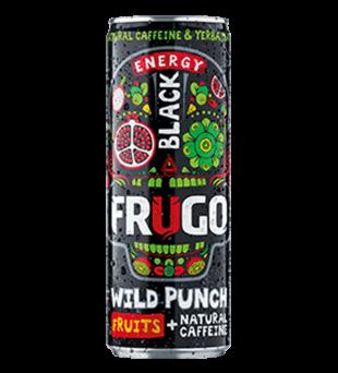 Napój energetyczny Frugo Wild Punch