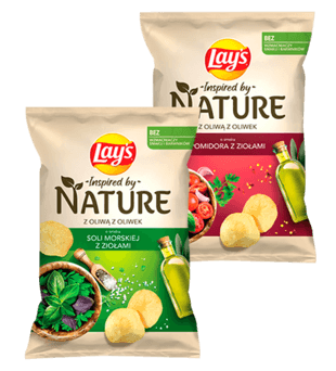 Chipsy Lay's Nature