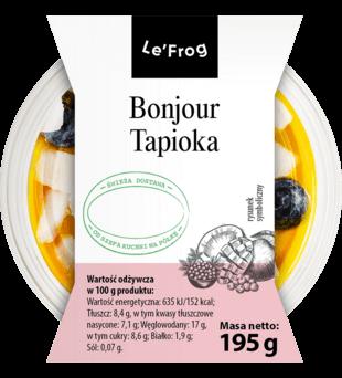 Bonjour Tapioka