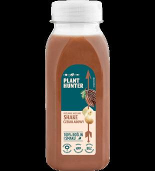 Roślinnie nadziany shake czekoladowy
